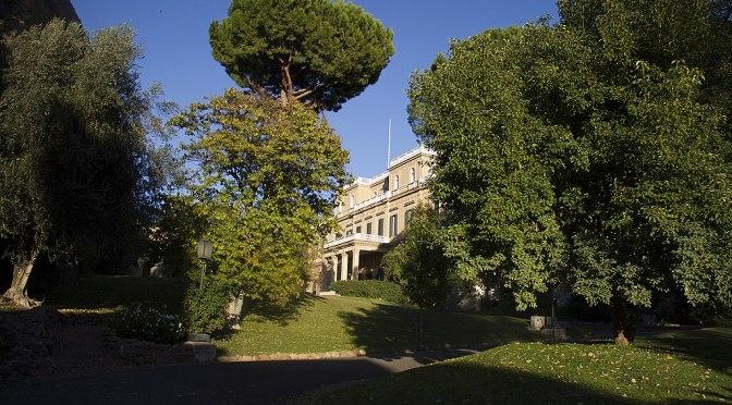 Villa Wolkonsky un altro dei tesori dell'Esquilino poco conosciuto, praticamente nascosto e chiuso al pubblico