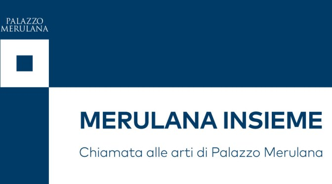 "19 maggio 2020 ""Merulana insieme"" videoconferenza da Palazzo Merulana"