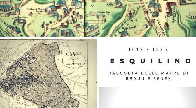 Esquilino: Una cavalcata nella storia dal 1612 al 1826