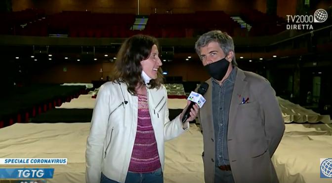 Intervista ad Angelo Longobardi direttore del Teatro Brancaccio