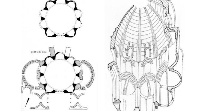 Monumenti del periodo tardoantico e dell'alto Medioevo