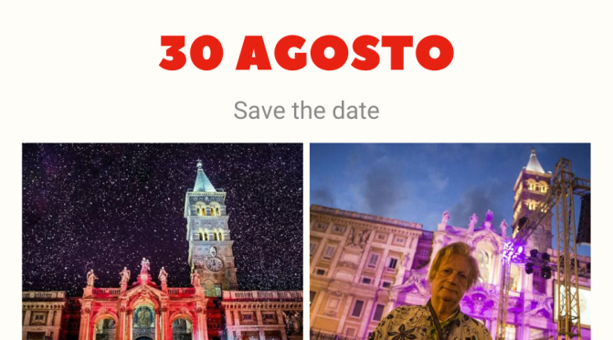 La tradizionale nevicata a Santa Maria Maggiore per la celebrazione della Madonna della neve quest'anno si farà il 30 agosto