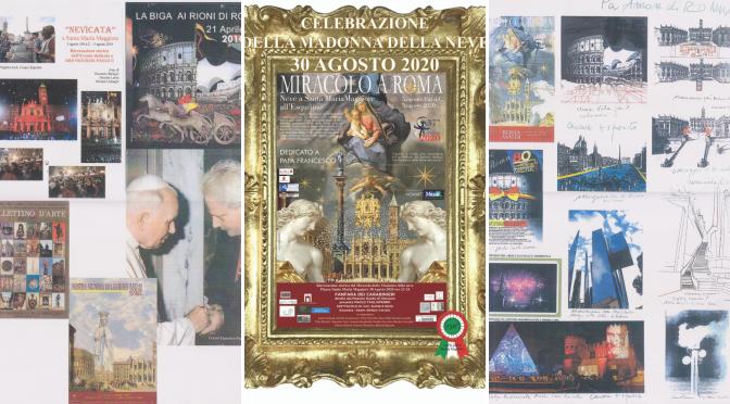 Lettera apperta dell'architetto Cesare Esposito a Papa Francesco