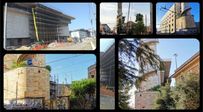 I diversi progetti che partiranno nel 2020 nel Rione Esquilino – #2: la ristrutturazione dell'ex cabina ACE di Roma Termini