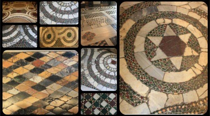 I pavimenti cosmateschi della Basilica di Santa Maria Maggiore