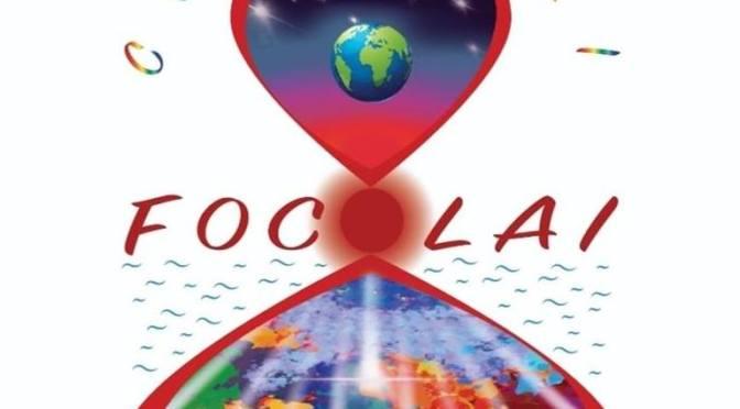 """19-20-21 settembre 2020 """"Focolar Mundi"""" al Parco di viale Carlo Felice"""