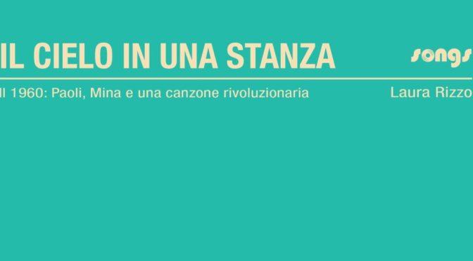 """12 settembre 2020 presentazione del libro """"Il Cielo in una stanza"""" al Palazzo del Freddo Fassi (obbligatoria prenotazione)"""