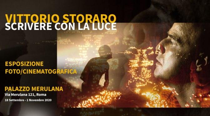 """18 settembre 1 novembre 2020 """"Scrivere con la luce"""" Mostra fotografica al Palazzo Merulana"""