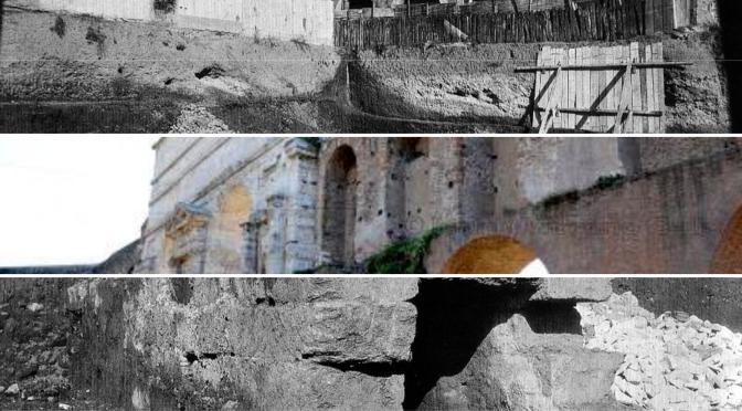 """""""I giganti dell'acqua""""; Porta Maggiore e gli acquedotti"""