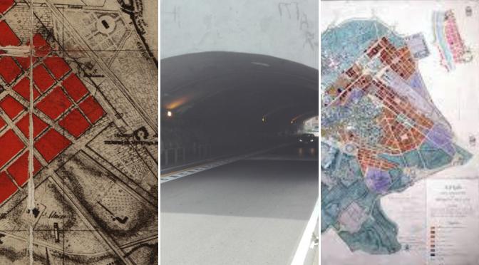 A 150 anni dalla proclamazione di Roma Capitale d'Italia alcune curiosità che riguardano l'Esquilino sui PRG del 1873 E 1883