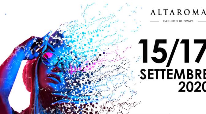 """15 – 17 settembre 2020 """"ALTAROMA"""" a Palazzo Brancaccio"""
