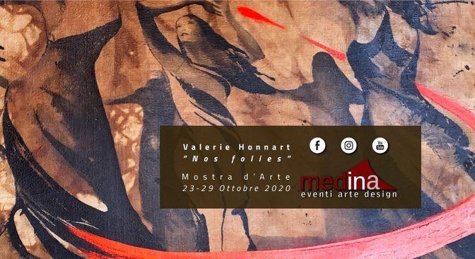 """23 – 29 ottobre 2020 """"Nos folies"""" allo Studio Medina"""