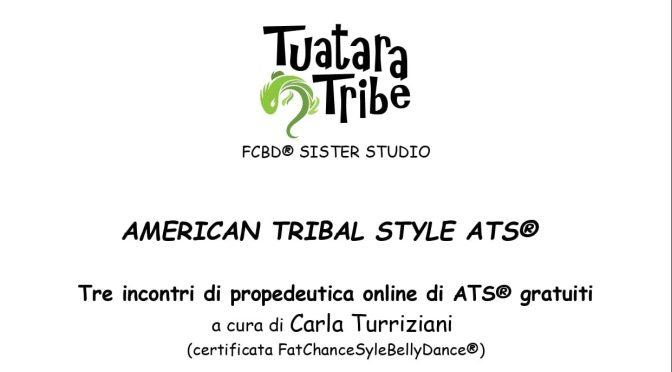 """29 ottobre 5-12 novembre 2020 """"Tuatara Tribe"""": 3 incontri online di propedeutica  ATS® gratuiti"""