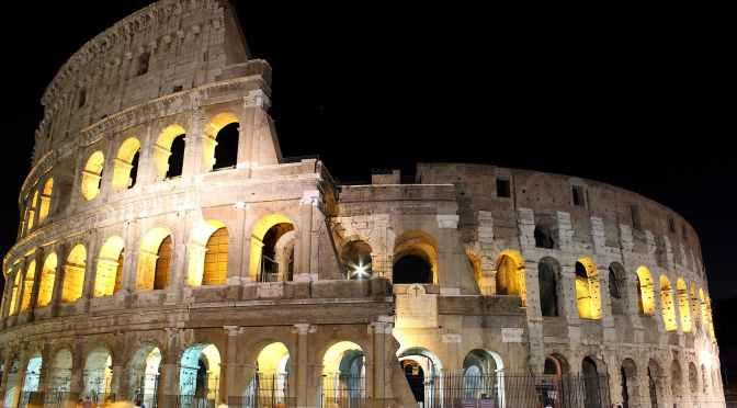 Un eccezionale evento: il 14 novembre 2020 alle ore 21,00 il Colosseo aprirà i suoi cancelli on line