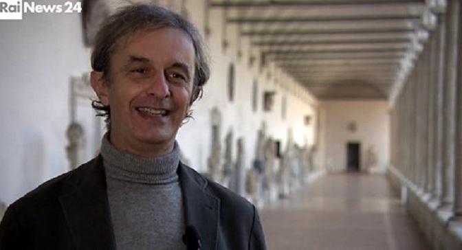 """L'intervista a Stephane Verger nuovo direttore del Museo Nazionale romano andata in onda su """"Tuttifrutti – RAINews 24"""""""