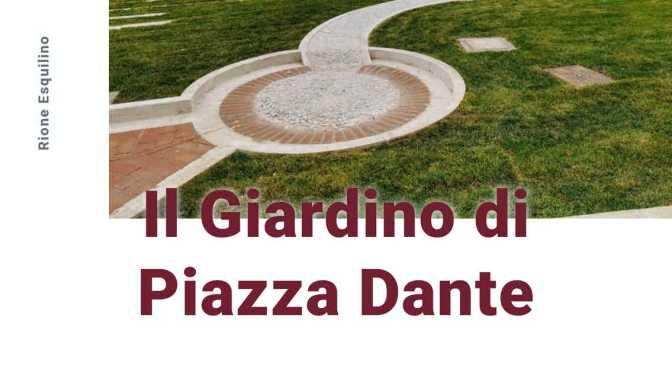 Un bel regalo per Natale: Riapre il Giardino a Piazza Dante