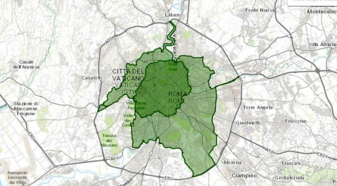 Domenica 14 febbraio 2021 blocco della circolazione all'interno della fascia verde