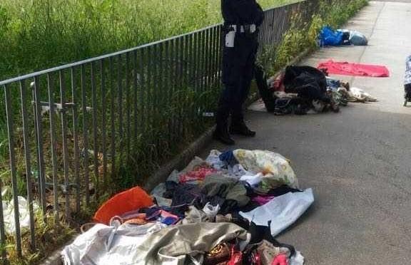 Porta Maggiore, proseguono le attività anti-abusivismo della Polizia Locale. Questa mattina ennesimo intervento.