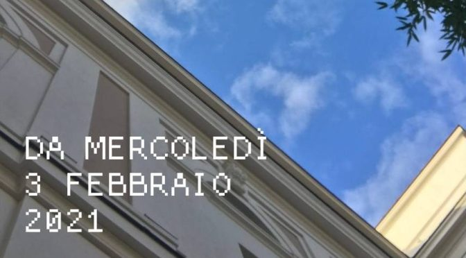 3 febbraio 2021 Riapre il Palazzo Merulana