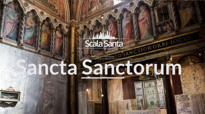 Sancta Sanctorum, un gioiello di arte medioevale