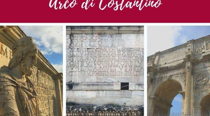 Il restauro dell'Arco di Costantino: curiosità e particolari quasi impossibili da vedere dal vivo parte II