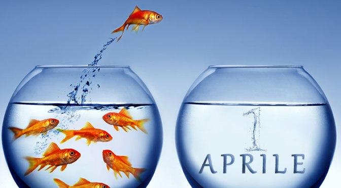 """I aprile 2021: storia e tradizione del """"Pesce d'Aprile"""""""