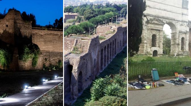 """Nasce l'ufficio di scopo """"Mura Aureliane"""""""