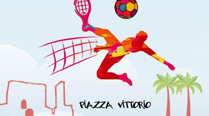 8 – 9 maggio 2021 Torneo di Calcio Tennis a Piazza Vittorio