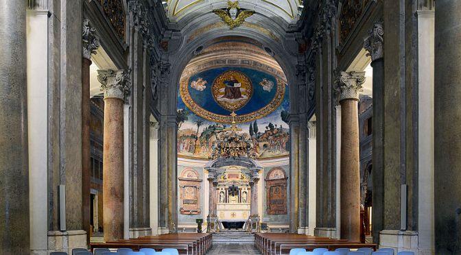 L'interno della Basilica di Santa Croce in Gerusalemme come non l'avete mai visto
