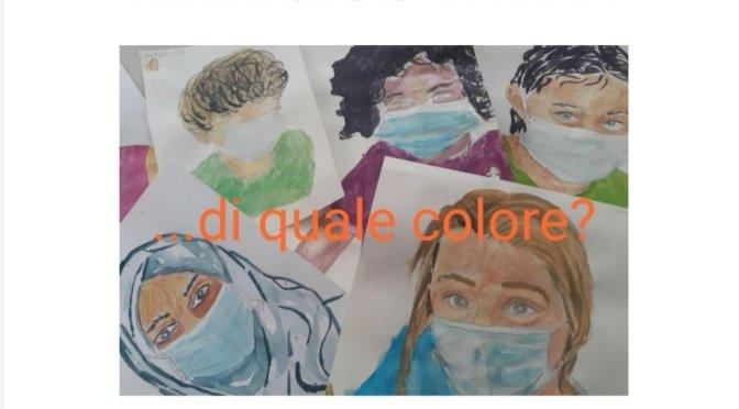 """8 – 24 giugno 2021 """"Di quale colore"""" mostra di autoritratti presso la Casa del I Municipio Roma 1 Centro"""