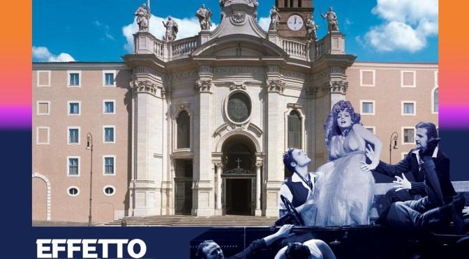 """23-31 luglio 2021 """"Effetto Notte"""" rassegna cinematografica e musicale presso l'area archeologica di Santa Croce in Gerusalemme: il programma"""