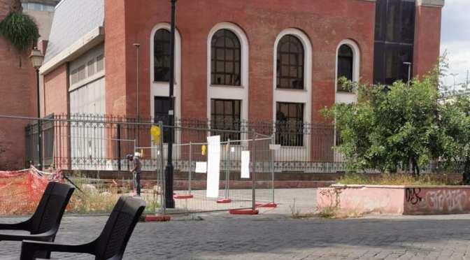 Municipio I: Chiesta la risoluzione appalto del giardino di via Pepe
