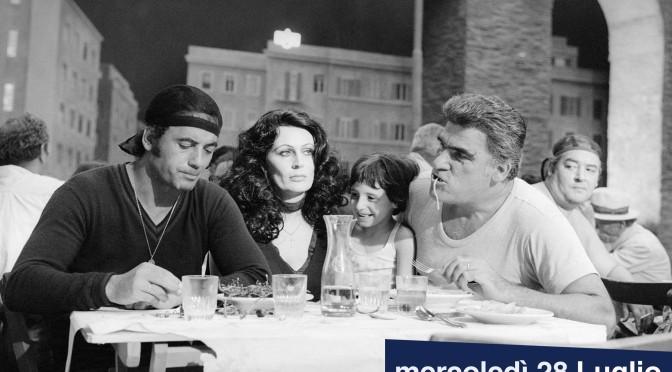 """27 luglio 2021 """"Roma"""" di Federico Fellini a """"Effetto Notte"""""""