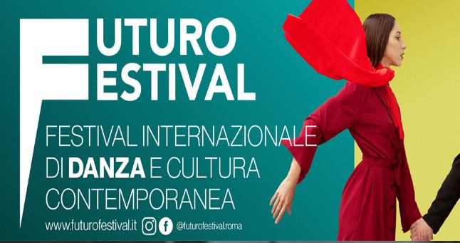 """5-30 luglio 2021 """"Futuro Festival"""" al Teatro Brancaccio"""
