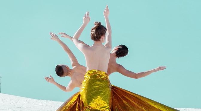 """29 luglio 2021 """"[RITMI SOTTERRANEI] CONTEMPORARY DANCE COMPANY"""" al Teatro Brancaccio"""