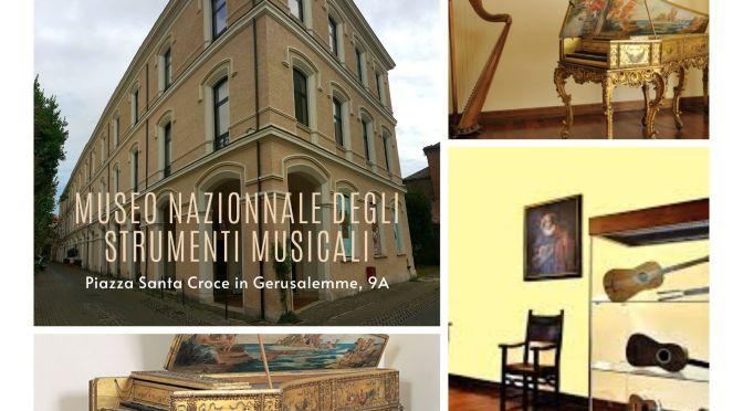 Il Museo Nazionale degli Strumenti Musicali: un'altra meraviglia del Rione Esquilino