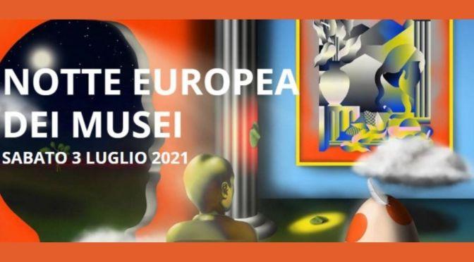 3 luglio 2021 Notte Europea dei Musei al Museo Nazionale  Romano