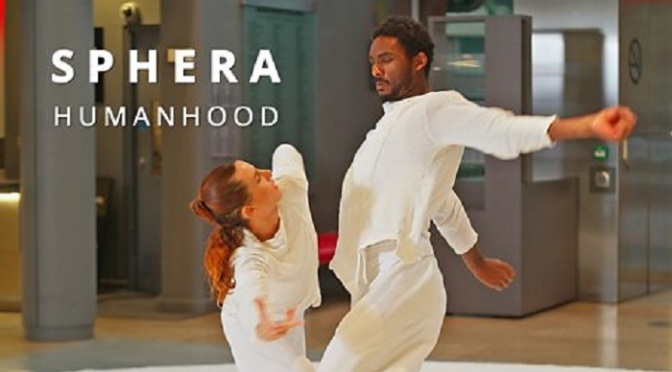 "5 e 6 luglio 2021 ""Humanhood Sphera"" al Teatro Brancaccio"