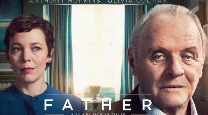 """26 agosto 2021 """"The  father, nulla è come sembra"""" a Notti di Cinema a Piazza Vittorio"""