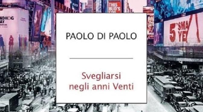 """5 agosto 2021 Presentazione del libro """"Svegliarsi negli anni '20"""" a Piazza Vittorio"""