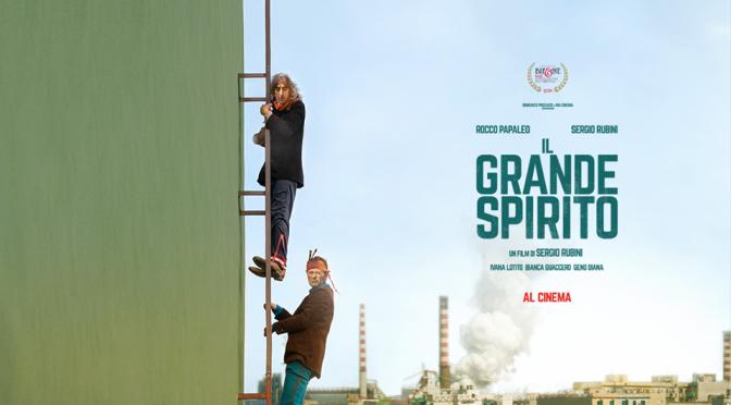 """9 agosto 2021 """"Il grande spirito"""" a Notti di Cinema a Piazza Vittorio"""