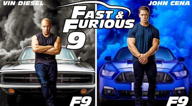 "3 agosto 2021 ""Fast & Furious 9"" a Notti di Cinema a Piazza vittorio"