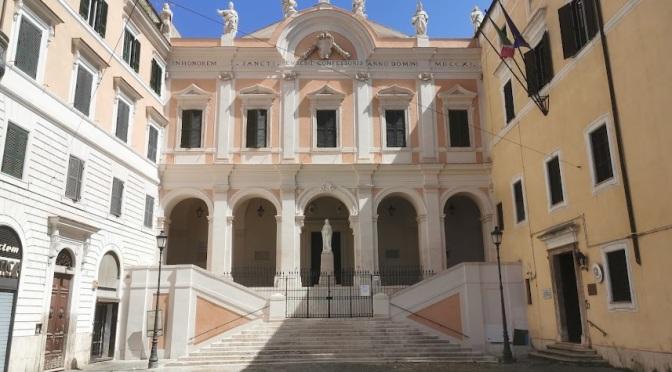 16 settembre 2021 Inaugurazione del restauro della facciata di Sant'Eusebio