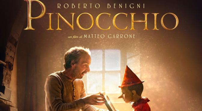 """2 agosto 2021 """"Pinocchio"""" a Notti di Cinema apIazza Vittorio"""