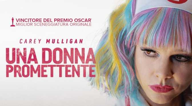 """18 agosto 2021 """"Una Donna promettente"""" a Notti di Cinema a Piazza Vittorio"""