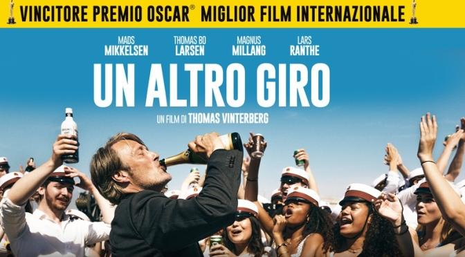 """8 agosto 2021 """"Un altro giro"""" a Notti di Cinema a Piazza Vittorio"""