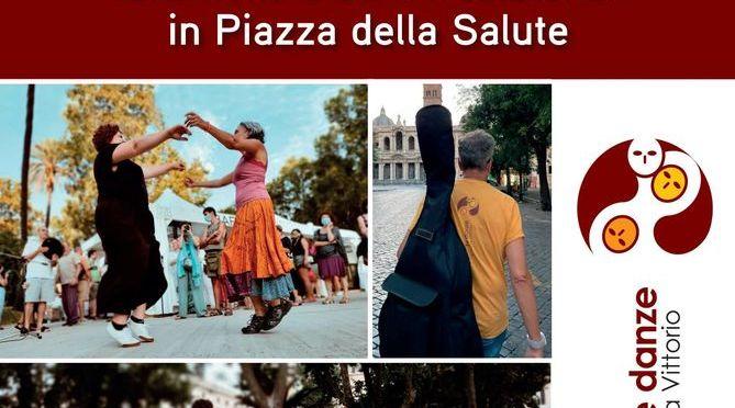 """14 settembre 2021: Le sonate estive:""""Ritono a casa Europa"""" a Piazza Vittorio"""