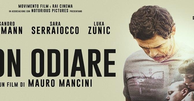 """1 settembre 2021 """"Non odiare"""" a Notti di Cinema a Piazza Vittorio. Prima della proiezione incontro con il regista Mauro Mancini"""