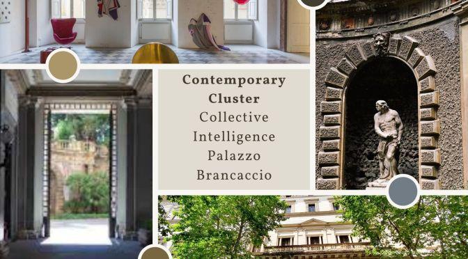 """""""Contemporary Cluster"""" dal 23 settembre a Palazzo Brancaccio un polo culturale multidisciplinare di 6mila metri quadrati"""