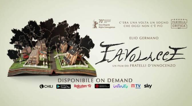 """6 settembre 2021 """"Favolacce"""" a Notti di Cinema a piazza vittorio"""